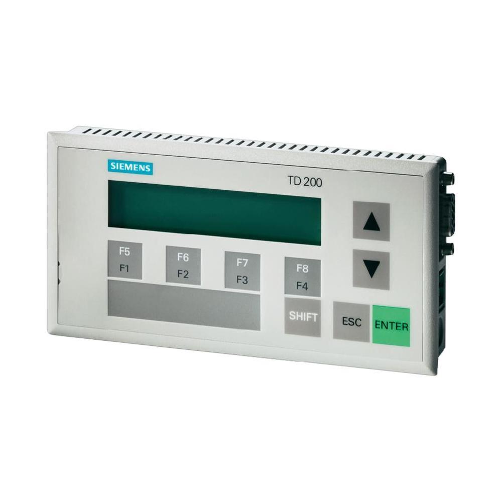 Siemens simatic s7 200 6es7272 0aa30 0ya0 td 200 text display siemens simatic td200 text display sciox Choice Image
