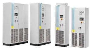 Sinamics Cabinets - Siemens VFD Drives